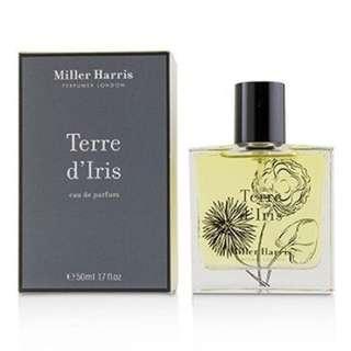 Miller Harris Terre D'Iris 大地鳶尾女性淡香精50ml