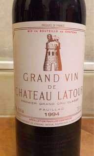 1994 Chateau Latour, PAUILLAC, FRANCE