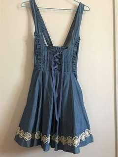 Japanese style cute dress