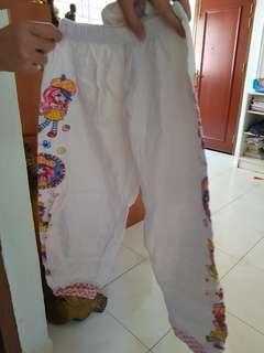 Brand New Long pants for night wear 12yo