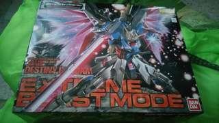 Destiny Gundam Extreme Blast Mode