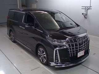 Toyota Alphard 2.5 AGH30 SC Package Pre Face-lift Brand New Unregistered 2018
