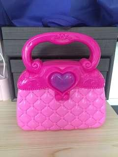 Girls hard bag