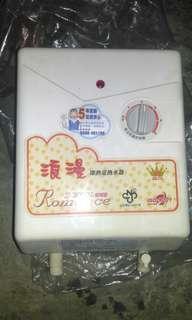 🚚 中壢電熱水器