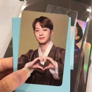 🚚 WTS | Wanna One Winter Store Guanlin Photocard