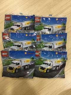 Shell Lorry Lego 2015 #40196
