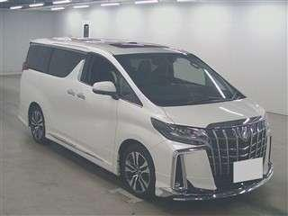 Toyota Alphard 2.5 AGH30 SC Package Brand New Car Unregistered 2018