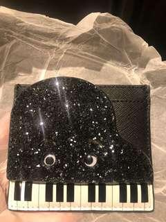 🚚 Kate spade card holder piano