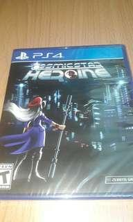 限量版 全新 PS4 Limited Run Game ~ Cosmic Star Heroine