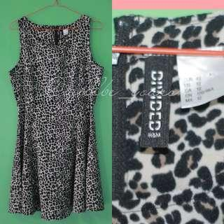 #maudompet H&M minidress