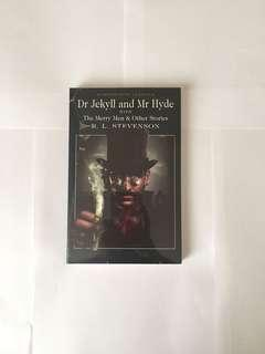 Dr. Jekyll and Mr. Hyde by R.L. Stevenson