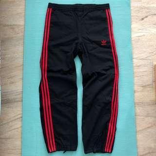 Adidas 復古3間運動褲Track Pants