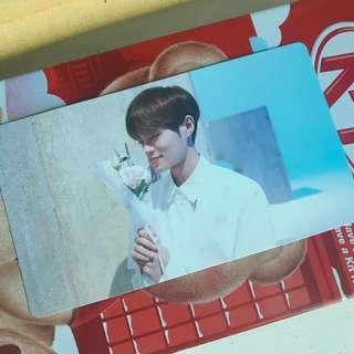 🚚 WTS | Wanna One Lee Daehwi POD Broadcast Photocard