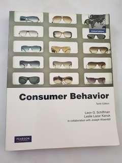 Consumer Behaviour 10th Edition