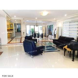 Modern Alabang Hills Muntinlupa House and Lot For Sale with Pool