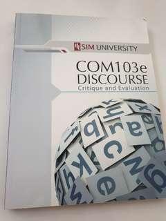 Discourse Critique and Evaluation