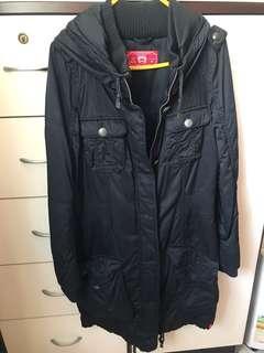 長身黑色外套 (適合高大/微胖女孩🤭顯瘦)