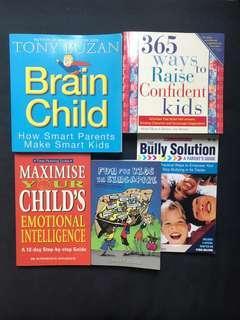 🚚 Tony Busan n more parenting books