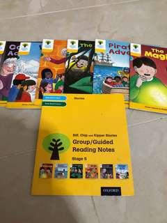 Biff, Chip and Kipper Oxford Reading Tree Stage 5