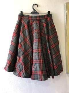 🆕Plaid Skirt