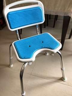Chair for shower room use