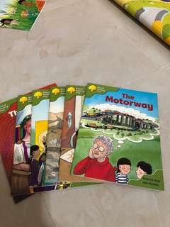 Oxford Reading Tree Biff Chip and Kipper (Stage 7 - more stories a)