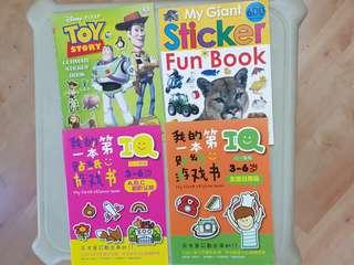 🚚 FREE TO TAKE. Colourful pictures books