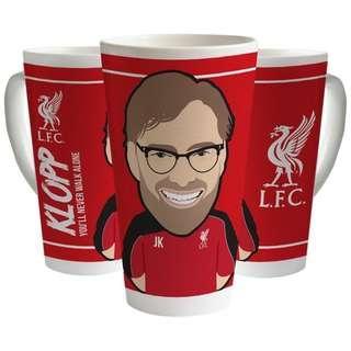 🚚 Liverpool FC Klopp Jumbo Mug