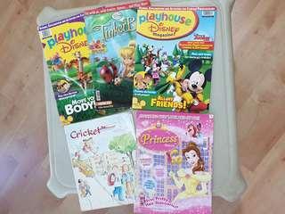 🚚 FREE TO TAKE! Children magazine
