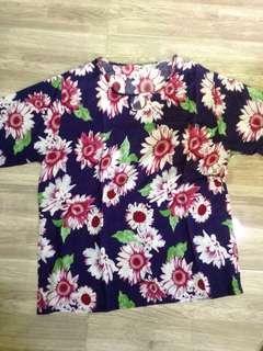 Floral Summer Blouse