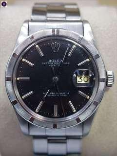 ROLEX DATEJUST 1501 ( Pre-Owned )
