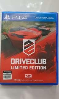 Drive Club Limited Edition