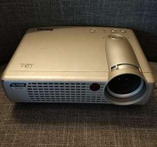BenQ 投影機 Projector 單槍 明基