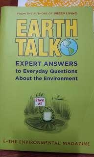 Earth Talk - Editors of Green Living 環保生活問題集