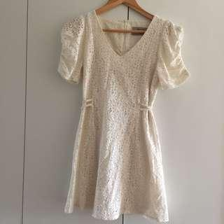DITO BY TOMO Lace Dress (Made In Korea)