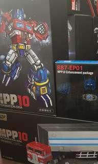 Optimus mpp10 full set