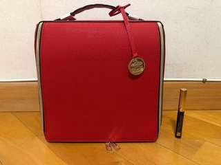 Estee Lauder Cosmetic Bag+Double wear mascara 大化妝包 化妝袋 睫毛膏 make up not lancome new