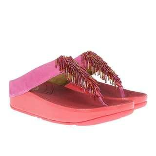 FitFlop Size 37 Cha Cha Passion Fruit #febp55