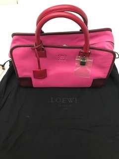 Loewe Tricolour Amazona 36 Bag