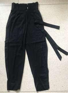 Black Pants - hight waist