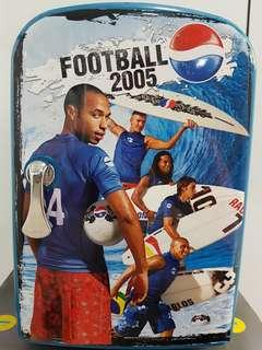 Pepsi Thermo Electric Cooler and Warmer Limited Edition Football 2005