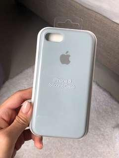 Iphone8 baby blue case