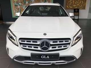 Mercedes benz GLA 200 URBAN 2019