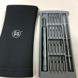 多合一螺絲批套裝(20刀頭) , all new screwdriver set(20 heads)