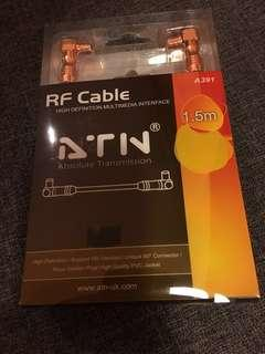 ATN RF Cable for HDTV 1.5m
