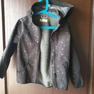 H&M Waterproof Jacket US 5-6Y