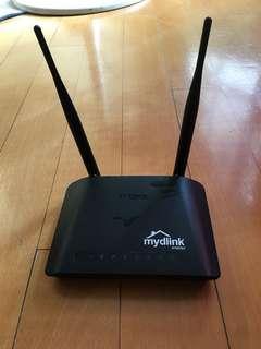 D-Link DIR-605L Router