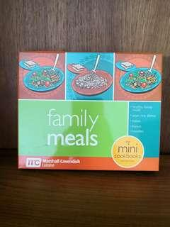 🚚 Family Meals: the mini cook book collections