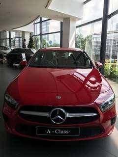 Mercedes benz A-CLASS 200 PROGRESSIVE LINE 2018
