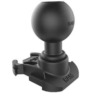 RAM MOUNT 1″ BALL ADAPTER FOR GOPRO® MOUNTING BASES